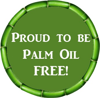 Proud to be Palm Oil Free
