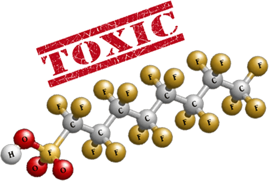 What are pfoas - Toxic